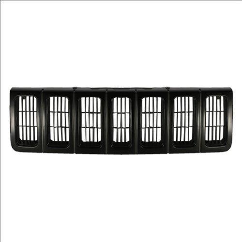 carpartsdepot-suv-vorne-aussen-schwarz-kunststoff-rahmen-gitter-kreuz-bar-einsatz-stil-400-26628-ch1