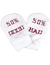 Spoilt Rotten - 50% Good 50% Bad Baby 100% Biobaumwolle Kratzhandschuhe
