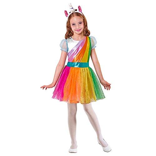 """Widmann 07567 Kinder Kostüm """"Einhorn"""", 140"""