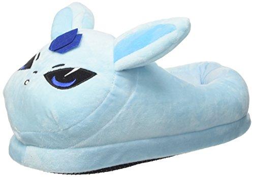 Carchet Witzige Pokemon Onesize Haus-Schuhe aus Plüsch für Erwachsene in vielen Designs