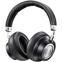 Boltune Noise Cancelling Bluetooth Kopfhörer 5.0 Over-Ear Ohrhörer Wireless ANC Headphones mit CVC 6.0 Geräuschunterdrückendes Mikrofon 30 Std Spielzeit für iOS Android TV