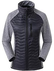Eono Essentials Women's DuPont Sirona Eco Padded Hybrid Jacket