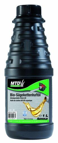 Arnold 6012-X1-0043 Original MTD Bio-Sägekettenhaftöl, 1 Liter