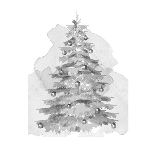 spellbinders-christmas-tree-3d-shading-timbro-multicolore