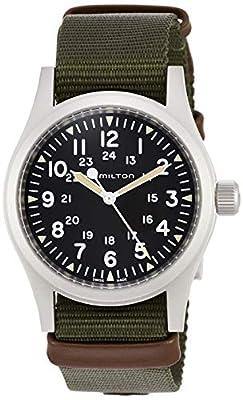 Hamilton Khaki Field Mechanical 80h Power Reserve Watch