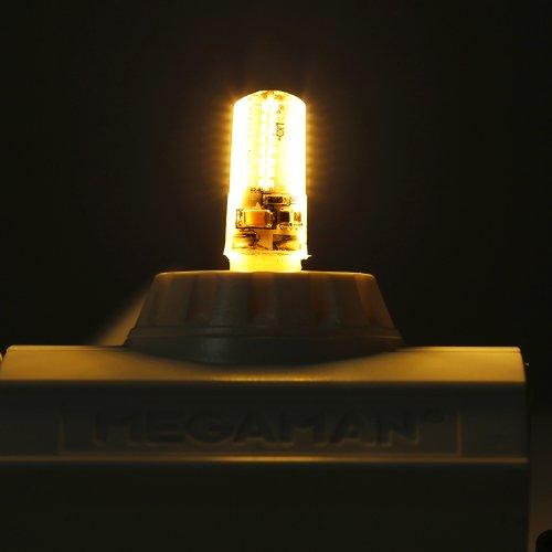 Liqoo® 10X 3W Focos Empotrable LED Incluye Transformador Luz de Techo Downlight Projector Blanco Frío 6000K 300LM Impermeable AC 85-265V Ángulo de haz 30° Bombilla LED Bajo Consumo Equivalente a 30W