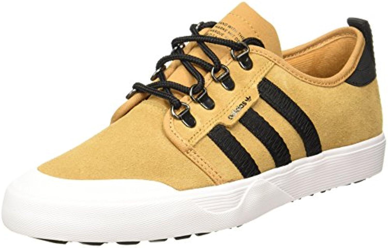 Adidas Seeley Outdoor, Zapatillas de Skateboarding para Hombre