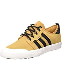 Adidas Men's Seeley Outdoor  Leather Skateboarding Shoes