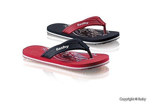 fashy , Chaussures spécial piscine et plage pour fille bleu bleu Marine