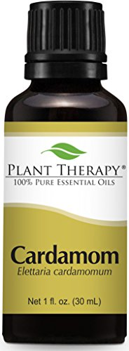 Cardamomo 30 ml de aceite esencial 100% puro, sin diluir, Grado Terapéutico