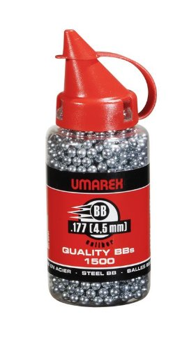 UMAREX Stahlrundkugeln Kal. 4,5mm des Herstellers Umarex