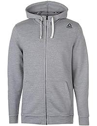 49bd5c584a8a Amazon.co.uk  Reebok - Hoodies   Hoodies   Sweatshirts  Clothing