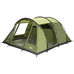 Vango Odyssey 600 Family Tunnel Tent - Epsom Green