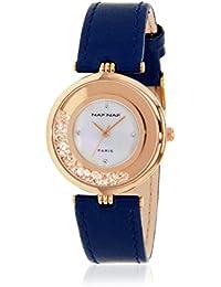 Naf Naf Reloj de cuarzo Woman Naf Naf Rd Pluie De Strass 33 mm
