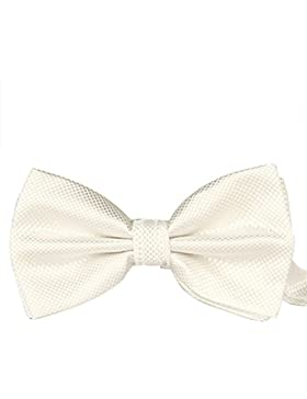 Cdet Pajaritas íneas finas de jacquard de seda de poliéster corbata de moño lazos de mariposa regalo de boda de...