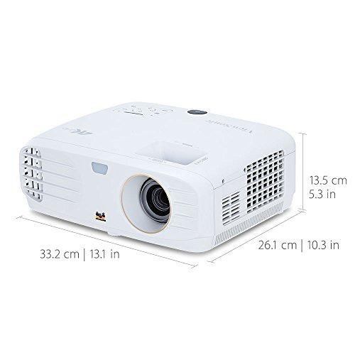 Viewsonic PX747-4K UHD Projektor (3.500 ANSI Lumen, 2x HDMI, HDR) - 4
