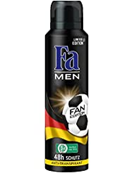 Fa Deospray Men Fan Edition, 6er Pack (6 x 150 ml)