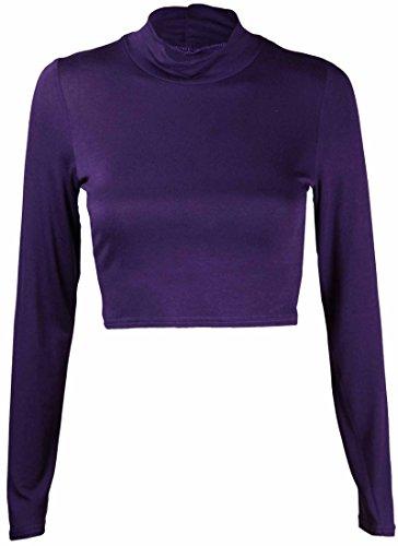 Purple Hanger -  Maglia a manica lunga  - Donna Lilla