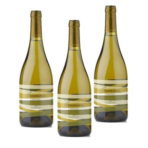 Gramona Mas Escorpi - Vino Blanco - 3 Botellas