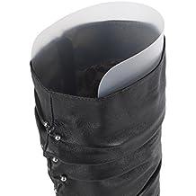 Perfection - Horma para botas adultos unisex transparente