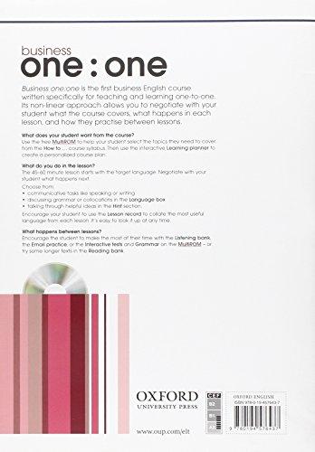 Business one:one Pre-intermediate: Business One to One Pre-Intermediate. Teacher's Book