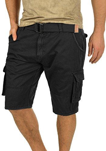 INDICODE Costa Shorts, Größe:S;Farbe:Black (999) (Shorts Baumwolle Camouflage)
