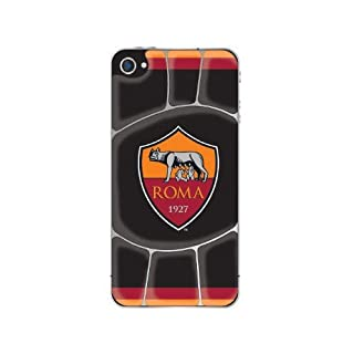 all4yourparty Roma AS Rom Sticker Cover Rückseite iPhone Samsung Galaxy Mobile Handy Romani, Mobile:iPhone 4 / 4S