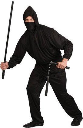 (Dark Ninja Kostüm)