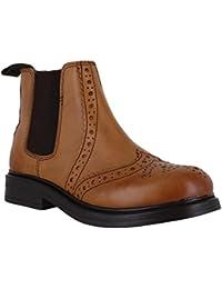 Amazon.co.uk: Chelsea Boots Boots Boys' Shoes: Shoes & Bags