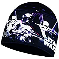 Buff First Order Star Wars Junior Gorro Polar, Unisex Adulto, Negro, Talla Única