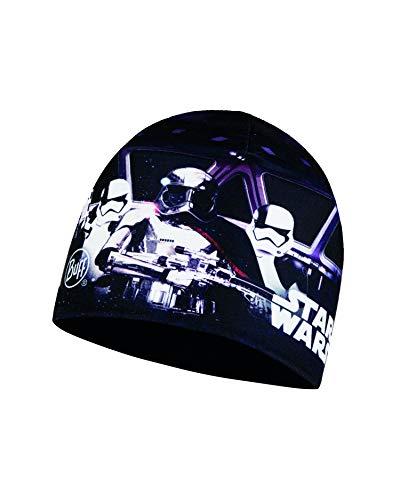 Buff Kinder Star Wars Micro Polar Hat, Black, One Size