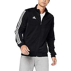 Adidas Tiro19 PES Impermeable Sport Para Hombre Black/White Talla M