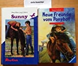 Konvolut 2 gebundene Bücher: 1. Neue Freunde vom Ponyhof+ 2. Sunny ( siehe org. Produktbild), bei Amazon kaufen