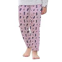 Disney Girl's Frozen Leggings, Pink, 7 - 8 Years