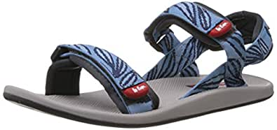 Lee Cooper Women's Blue Fashion Sandals - 4 UK