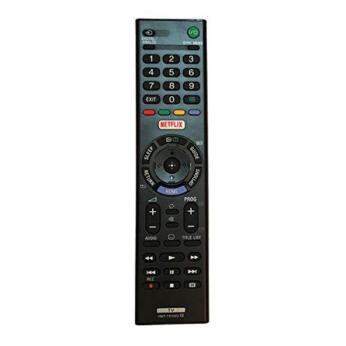 Ersatz TV Fernbedienung für Sony KDL-65W858C Fernseher