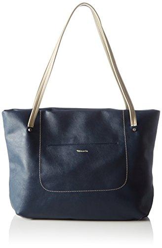 Tamaris Pauline Shopping Bag Shopper Blau (navy comb 890)