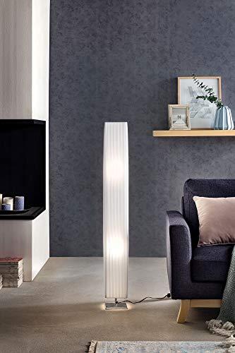 SalesFever lámpara de pie Design 120cm ArtDeco