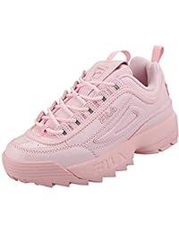 Fila Disruptor 2 Premium Patent Mujeres Zapatillas Moda - 42 EU