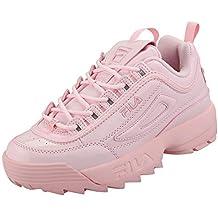 Fila Disruptor 2 Premium Patent Mujeres Zapatillas Moda