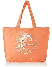 O'Neill BW Everyday Shopper bolsillos, mujer, Bw everyday shopper, Fluoro Peach, 0
