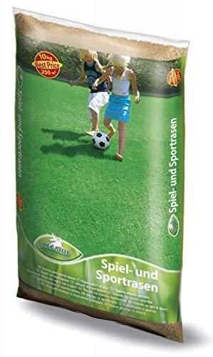 Kiepenkerl Rasen Pegasus Spiel- und Sport- 10kg - 622395 - Rasen Spiele