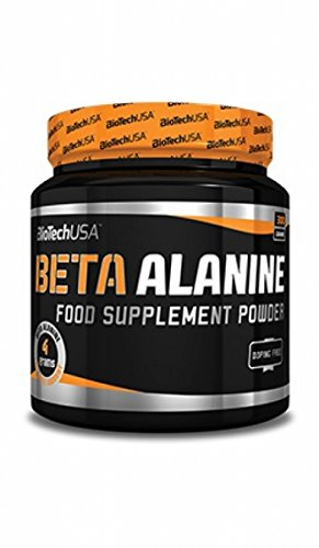 Biotech USA 12029010000 Beta Alanine Powder Énergisant