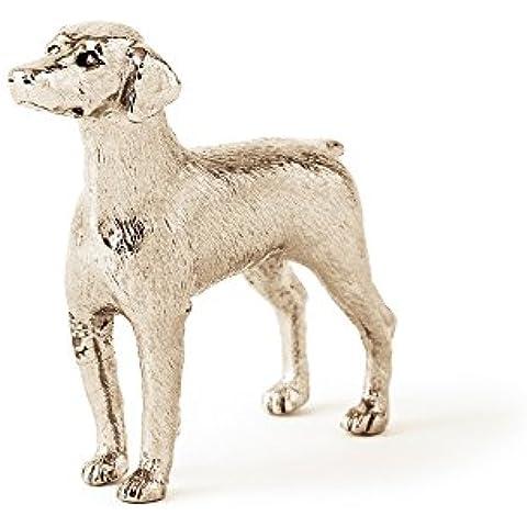 Dobermann Made in UK, Collezione Statuetta Artistici Stile Cani