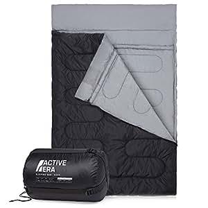 schlafsack f r 2 personen gr e xl queen size kann auch in 2 einzelschlafs cke aufgeteilt. Black Bedroom Furniture Sets. Home Design Ideas