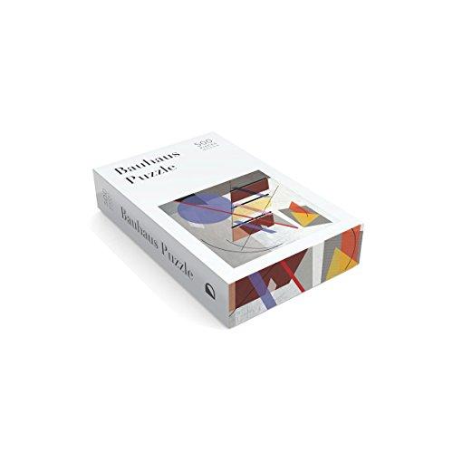 Bauhaus 500 Piece Puzzle