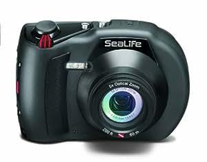 SeaLife DC1200 Appareil Photo Numérique Compact 12 Mpix zoom 5 x Noir