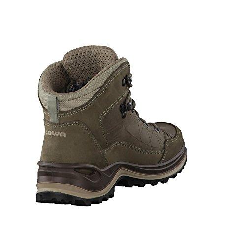 Lowa Chaussures Randonnée Pour Femme Bormio GTX QC 320914 Marron - Stein/Sand