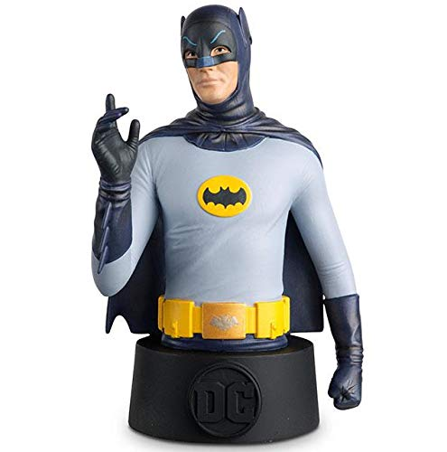 Eaglemoss DC Universe Busts Collection Collection Nº 26 Batman TV Serie Adam West - Batman-tv-serie