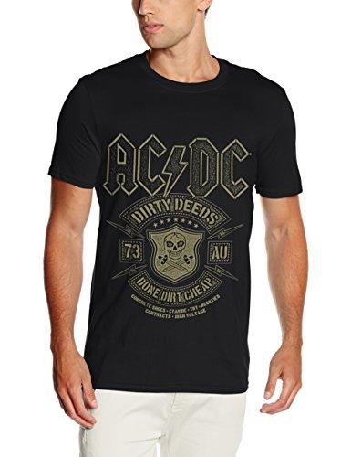 AC/DC AC/DC - Done Cheap-T-shirt  Uomo